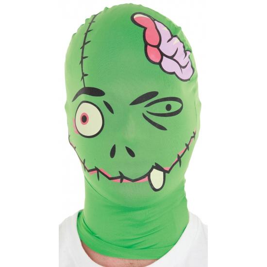 Second skin masker Frankenstein