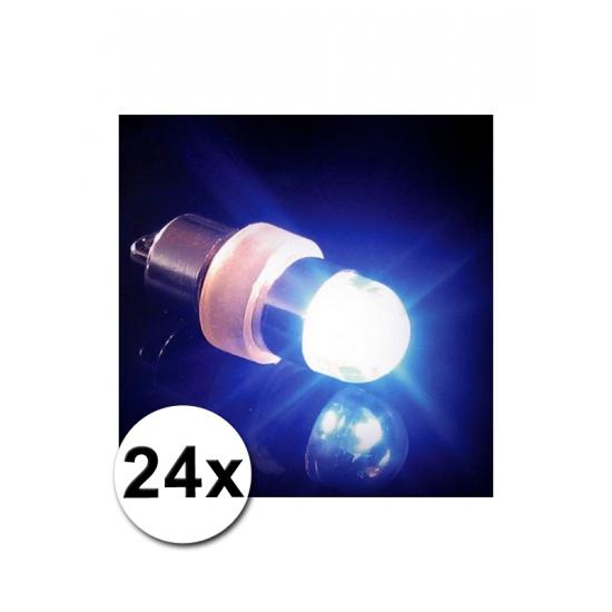 Halloween Ballonnen LED verlichting 24 stuks in de griezeligste ...