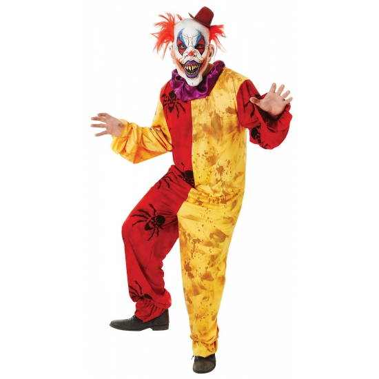 Clownspak horror voor heren