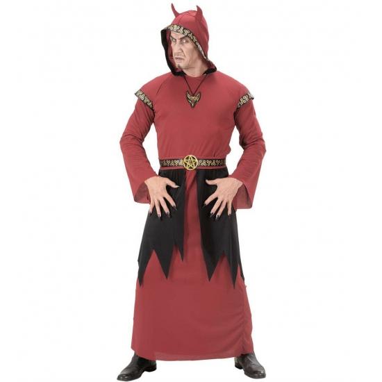 Demonen kostuum voor heren