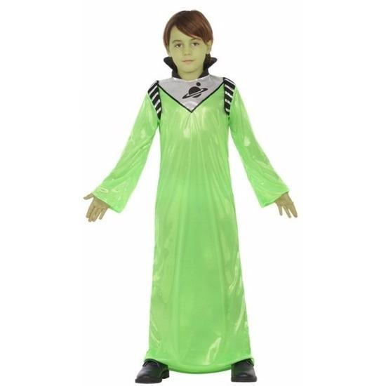 Halloween - Alien Zharor kostuum voor jongens