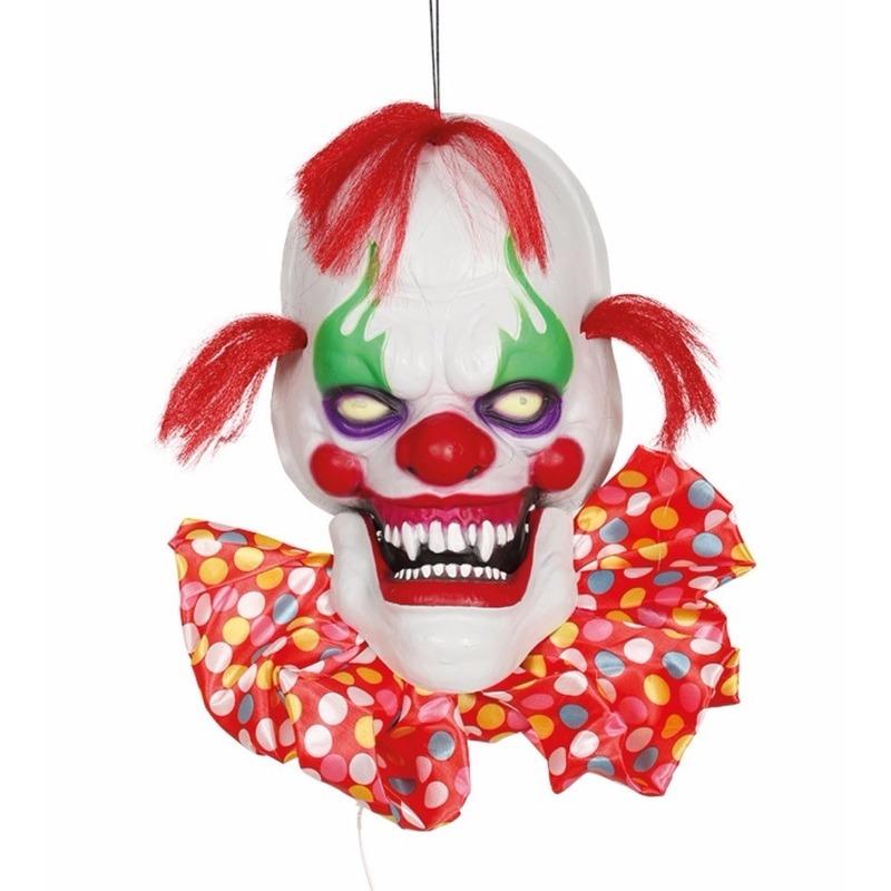 Halloween - Horror hangdecoratie horror clown 60 cm