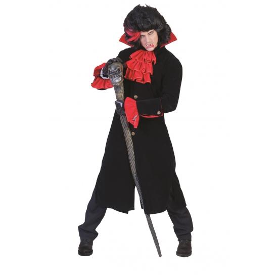 Halloween kostuum vampieren jas
