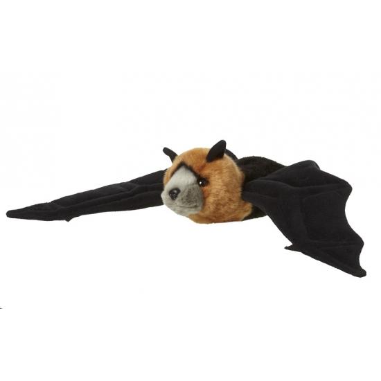 Knuffelbeest vleermuis vliegend 40 cm