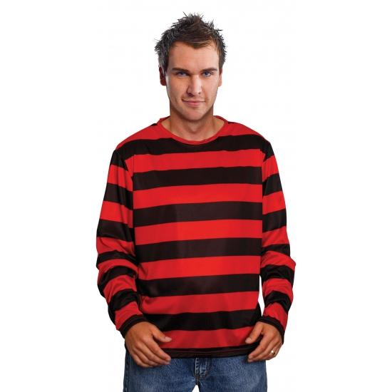 Moordenaar kostuum Freddy