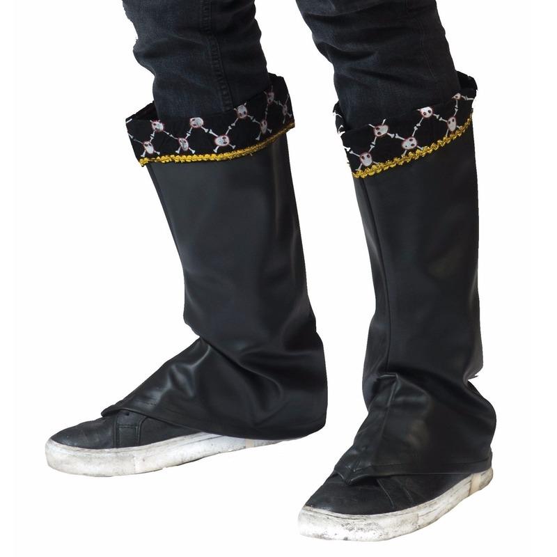 Les Pirates Couvre-chaussures Avec Jabot yNShmf