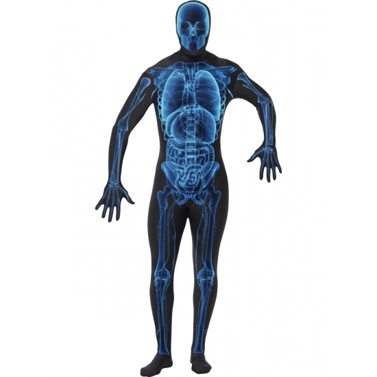 Second skin pak x ray