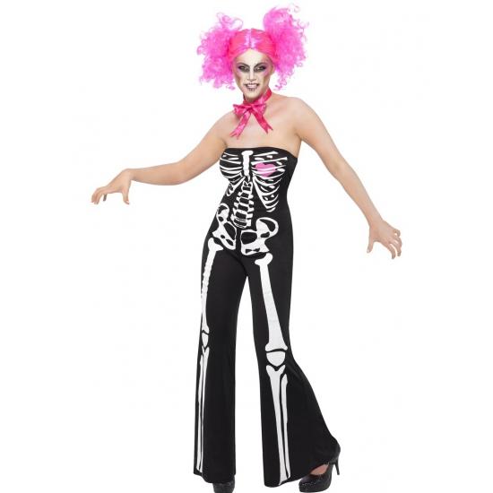 Skeletten pak voor vrouwen