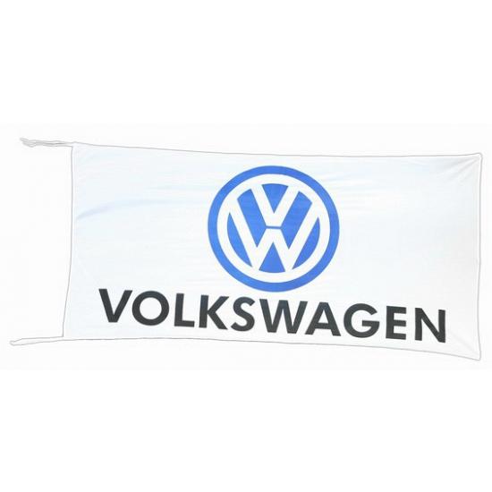 Halloween Witte Garage Vlag Volkswagen In De Griezeligste Feestwinkel