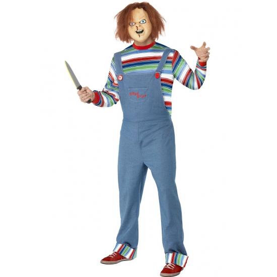 Halloween Chucky kostuum heren