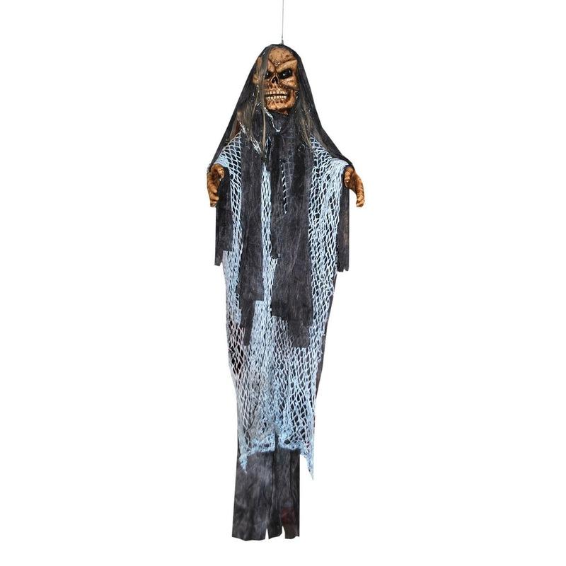 Halloween decoratie spook 140 cm