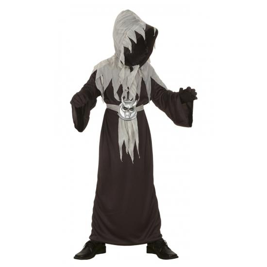 Halloween Kostuum Magere Hein.Halloween Magere Hein Kostuum Voor Kinderen In De