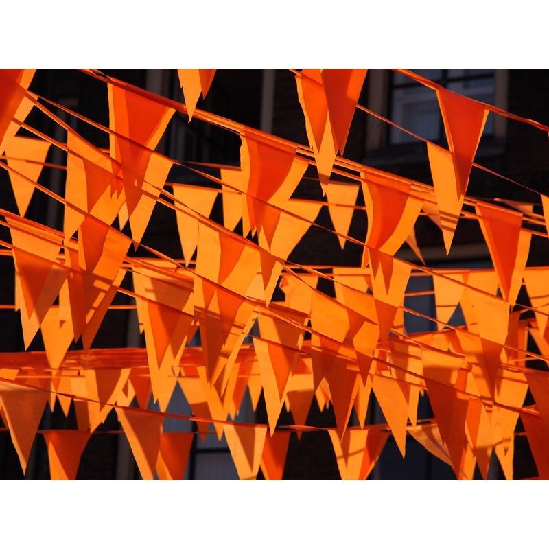 Halloween Straatversiering.Halloween Straatversiering Oranje Pakket In De Griezeligste