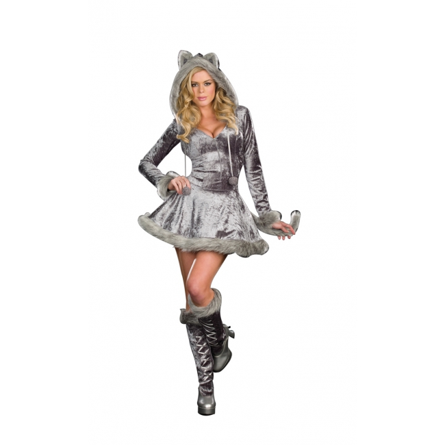 Halloween Pakjes.Halloween Grijze Wolven Pakjes In De Griezeligste Feestwinkel